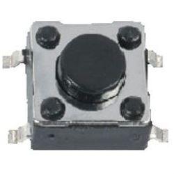 Mikrospínač 6x6mm v=4,3mm pro SMD