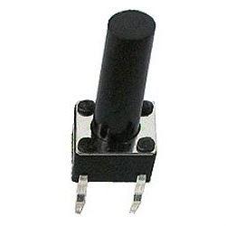 Mikrospínač 6x6mm v=12mm