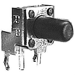 Mikrospínač 6x6mm úhlový v=10,85mm