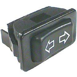 Tlačítko kolébkové ASW-01, (ON)-OFF-(ON)2pol. 12V/20A