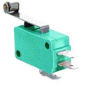 Mikrospínač s páčkou ON-(ON) 1pol.250V/10A