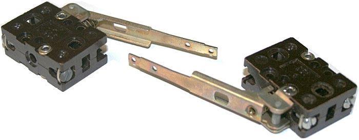 Mikrospínač 4937-403 s páčkou 10A/250V