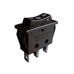 Tlačítko kolébkové (ON)-OFF-(ON)1pol.250V/10A