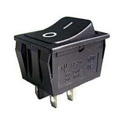 Vypínač kolébkový ON-OFF 2pol.250V/15A