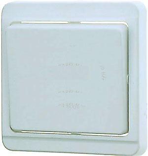 Vypínač č.1 pod omítku STANDARD  4FN57500 bílý