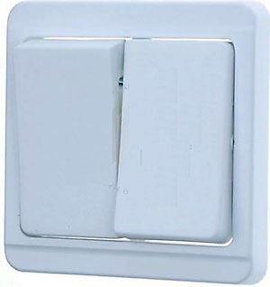 Vypínač č.5 pod omítku STANDARD 4FN57502 bílý