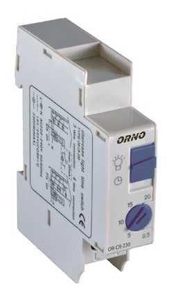 Schodišťový automat ORNO CR-230 10A/250V