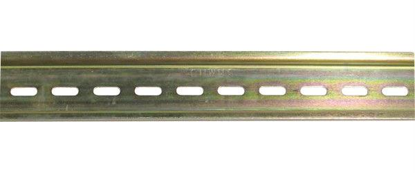 DIN lišta 35x7,5mmx1m děrovaná