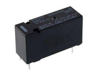 Relé G6RN1-12 12V/18mA/0,22W kontakty 8A, 28,8x10,5x15,3mm OMRON
