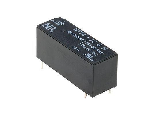 Relé NT74-1CSN8 24V/ 0,25W kontakty 8A, FORWARD RELAYS