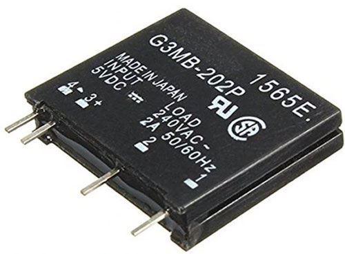 Relé G3MB-202P-5VDC, spínací kontakt 250VAC/2A
