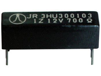 Relé jazýčkové 3HU300103 12V