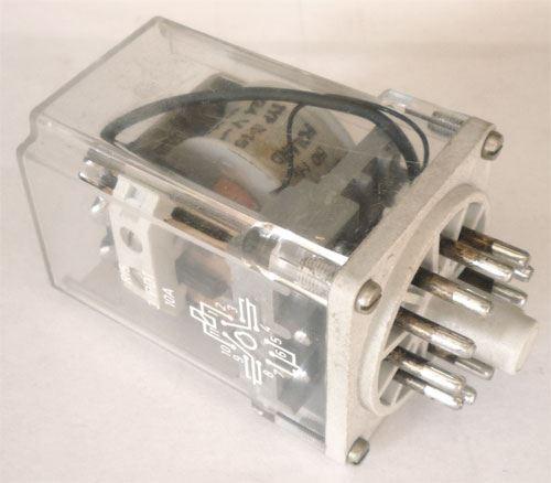 Relé Lumel R15 24V~ 3P /RP700/