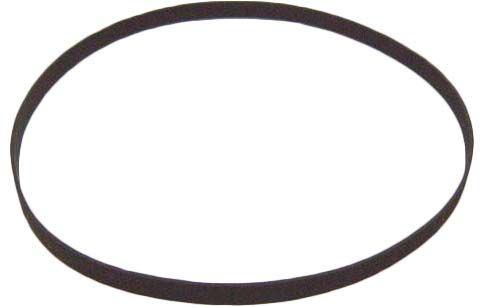 Řemínek gumový 122x0,6x6,0 mm plochý