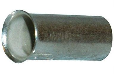 Dutinka pro kabel 6mm2 celokovová (EN6012)