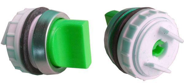 Ovládací hlavice T6B zelená