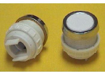 Ovládací hlavice T6C bílá prosvětlená