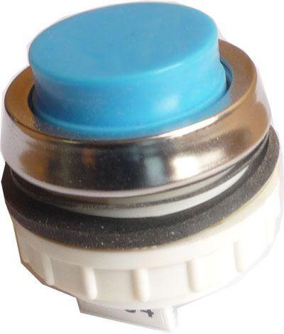 Signalizační hlavice T6E modrá