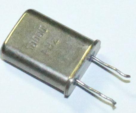 Krystal 10MHz HC-49/U použitý
