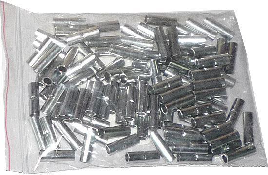 Spojka lisovací pro kabel 4-6mm2, (BN5,5), balení 100ks