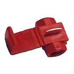 Rychlospojka paralelní červená,kabely 0,25-1,65mm2