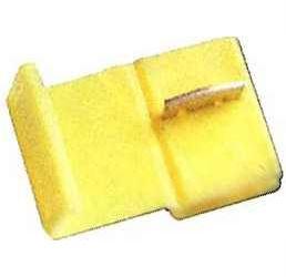 Rychlospojka paralelní žlutá,kabely 2,6-6,6mm2