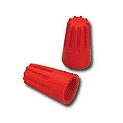 Spojka-klobouček šroubovací pro kabely do 25mm2