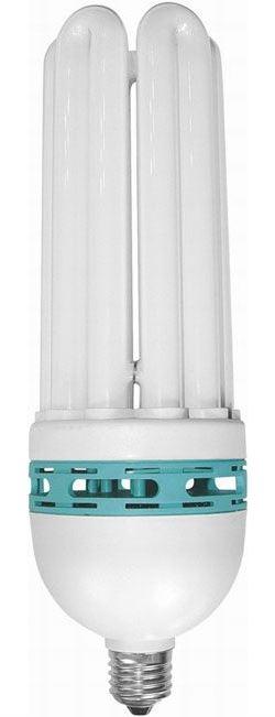 Úsporná žárovka 230V/105W E27 5xU,denní bílá