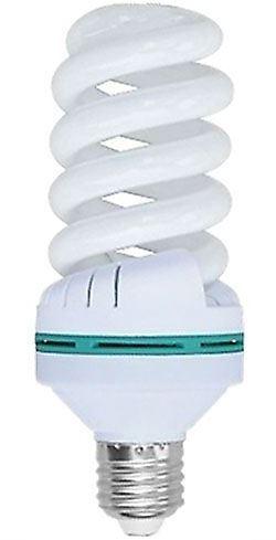 Úsporná žárovka 230V/30W E27 spirála,denní bílá