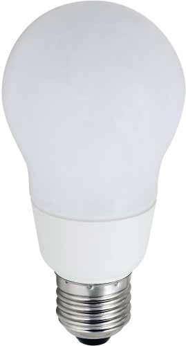 Úsporná žárovka E27 A60 hrušková, denní bílá, 230V/11W, DOPRODEJ