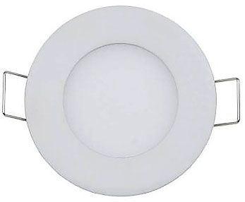 Podhledové světlo LED 3W, 85mm, bílé, 230V/3W, vestavné