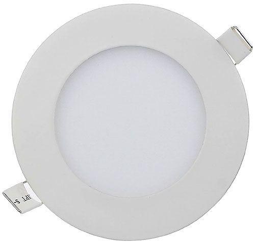 Podhledové světlo LED 6W, 120mm, bílé, 230V/6W, vestavné