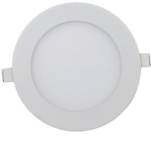 Podhledové světlo LED 9W, 147mm, bílé, 230V/9W, vestavné