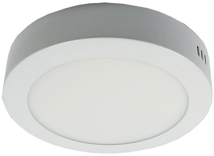 Podhledové světlo LED 12W, 170mm, teplé bílé, 230V/12W, přisazené