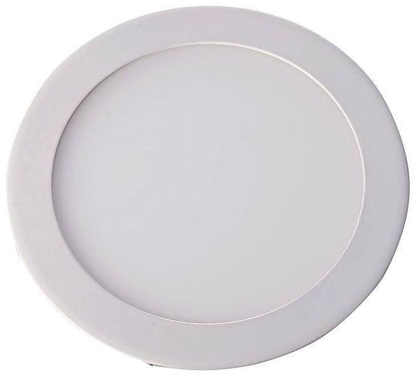 Podhledové světlo LED 15W, 190mm, bílé, 230V/15W, vestavné