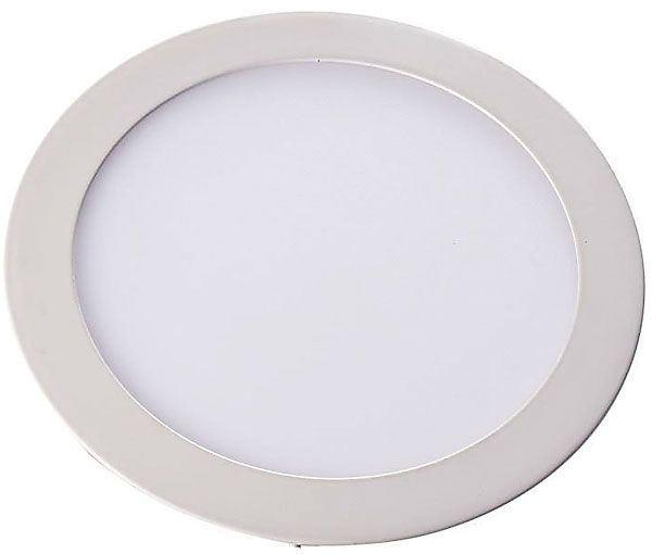 Podhledové světlo LED 18W, 225mm, teplé bílé, 230V/18W, vestavné