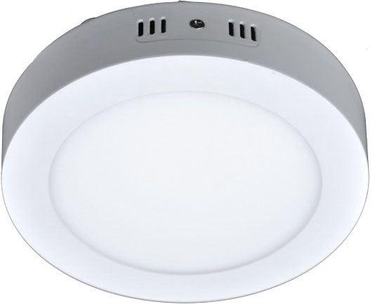 Podhledové světlo LED 18W, 225mm, teplé bílé, 230V/18W, přisazené