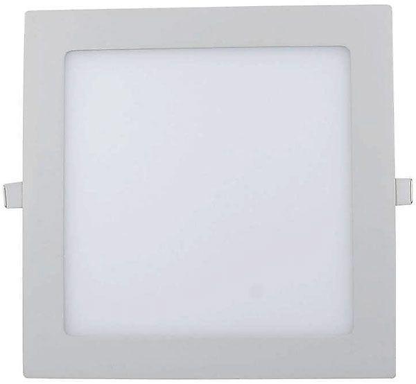 Podhledové světlo LED 15W, 200x200mm, teplé bílé, 230V/15W, vestavné