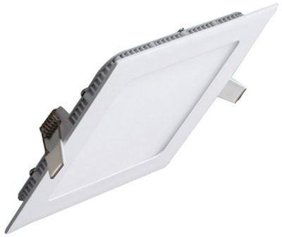 Podhledové světlo LED 24W, 300x300mm, teplé bílé, 230V/24W, poškrábané