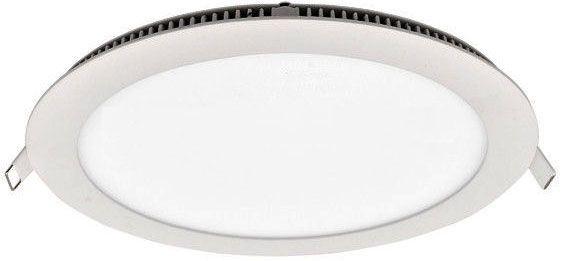 Podhledové světlo LED 24W, 300mm, bílé, 230V/24W, vestavné