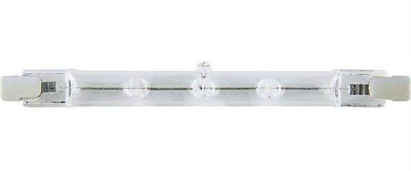 Lineární halogen úsporný 230V/400W l=118mm,patice R7S