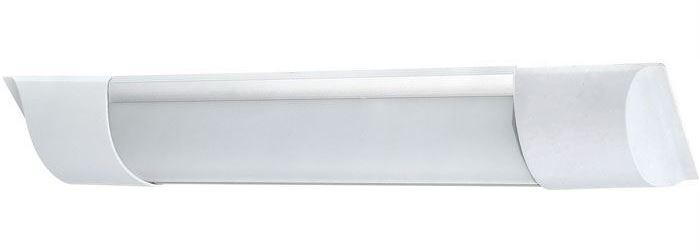 Podhledové světlo LED 10W 300x75x25mm denní bílé /zářivkové těleso/