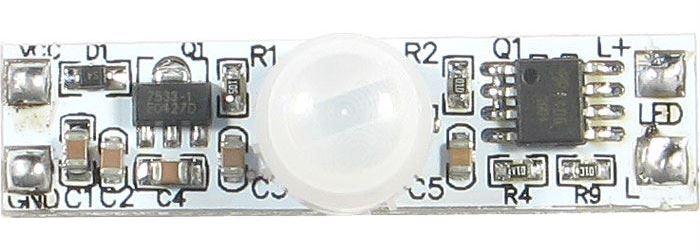 Detektor pohybu-modul PIR pro LED pásky