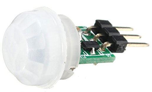 Detektor pohybu, modul PIR SB00312A-1