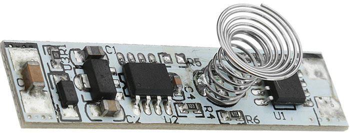 Dotykový spínač se stmívačem pro LED pásky - modul DM1136