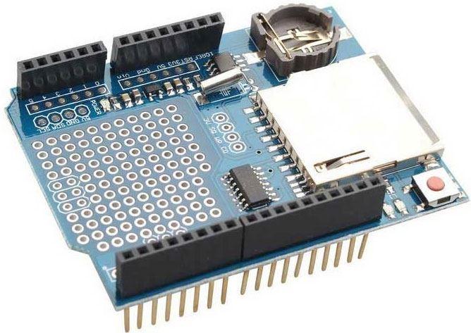 Datalogger shield pro Arduino UNO