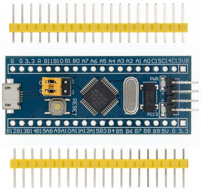 Vývojová deska ARM STM32F103C8T6