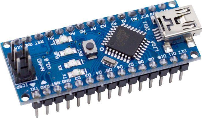 Nano V3.0 R3, Atmega328P, precizní klon Arduino