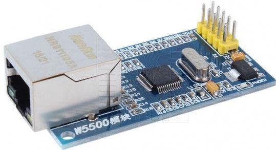 Arduino Ethernet modul W5500