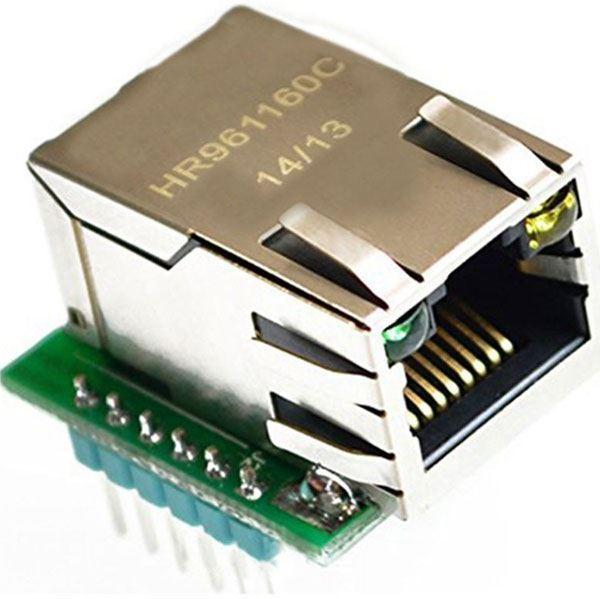 Arduino Ethernet modul W5500 TCP/IP